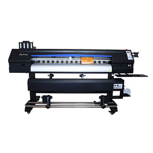 2head Eco Solvent Printer