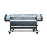 Single Head Eco Solvent Printer