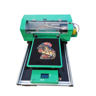 A3 Size Black Color T Shirt Printer Machine