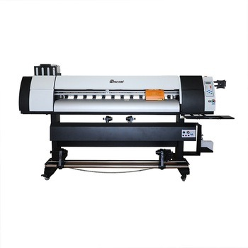 Sublimation Inkjet Printer Heat Press Machine Label Roll Feeding