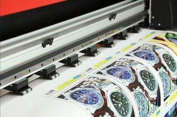 Digital Eco Solvent Printer Widely Application on Advertising Materials