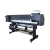 Large Format Digital Inkjet Dye Eco Solvent Printer with Dual Head