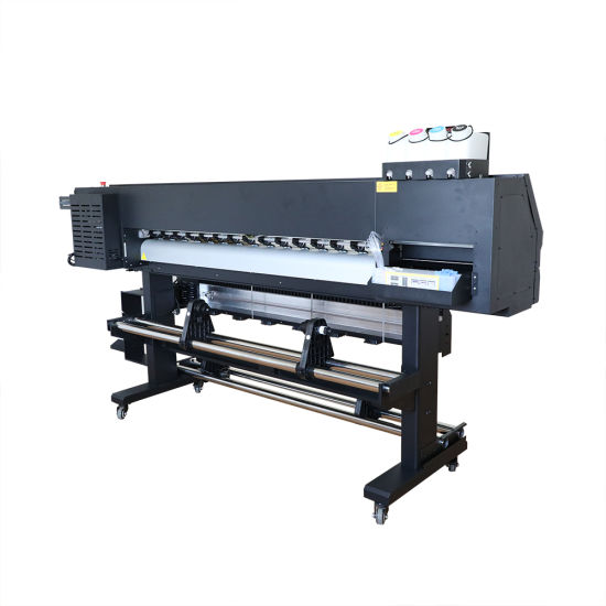 Large Format Sublimation Printer Machine with 4720 Head
