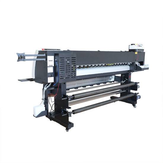 72inch Good Large Format T Shirt Sublimation Printer with Infrared Heater