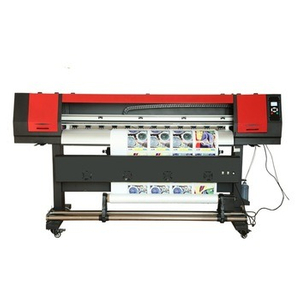 Eco Solvent Printer for PP Print Directly for Advertising Materials