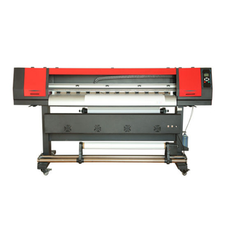 High Stablity Large Format Eco Solvent Printer with Single XP600 Head