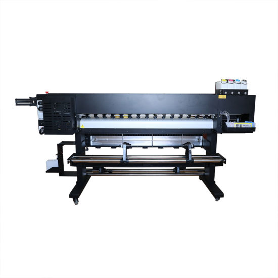 Large Format Sublimation Printer Machine with Infrared Heater
